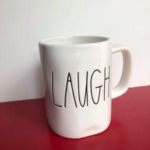 "Rae Dunn ""Laugh"" Mug"